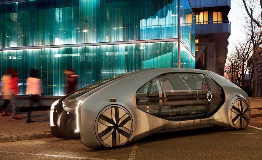 Renault EZ-GO concept - Slide 1
