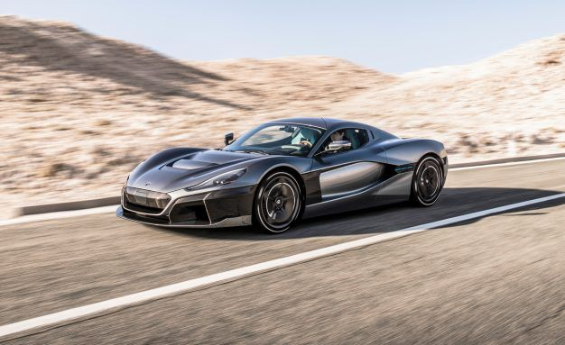 With 1888 HP, the Rimac C_Two Puts Croatia on the Supercar Map