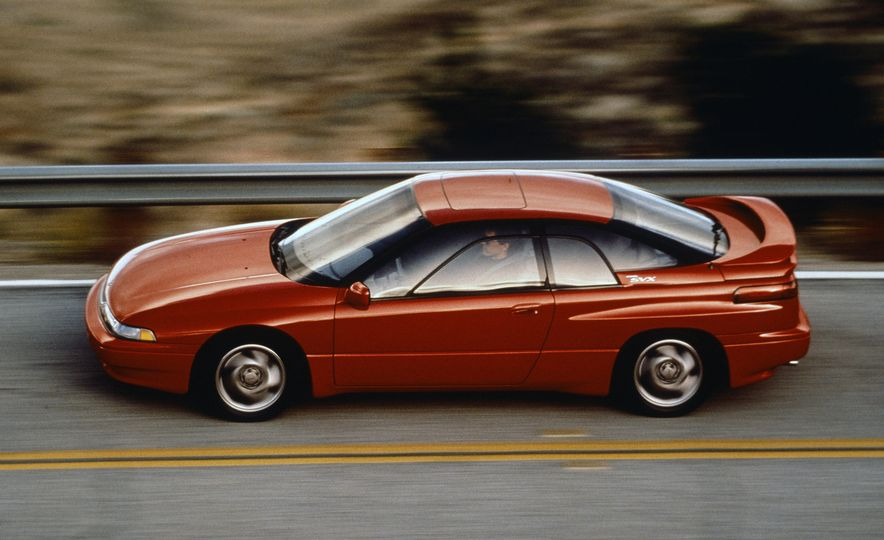 A Visual History of Subaru's 50 Years in America - Slide 12
