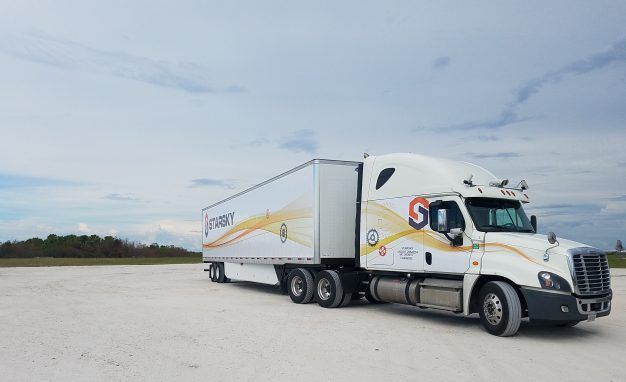 Self-Driving Truck Loses Its Remote Connection, But Not Its Shot at Milestone Achievement