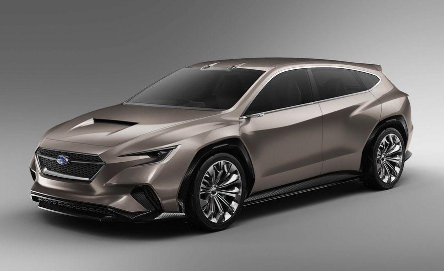 Subaru Viziv Tourer concept - Slide 1