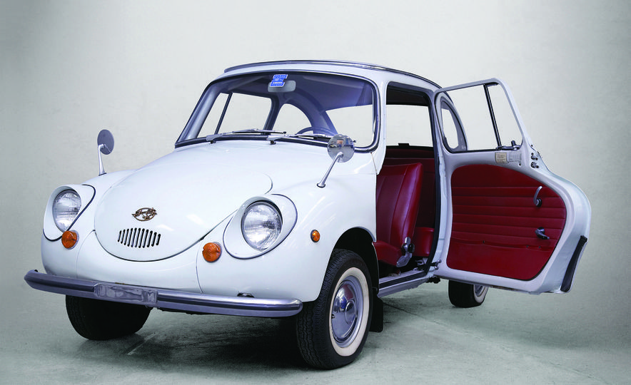 A Visual History of Subaru's 50 Years in America - Slide 2