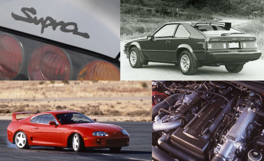 A Visual History of the Toyota Supra: Glorified Celica to Fastly Furious Movie Star - Slide 1