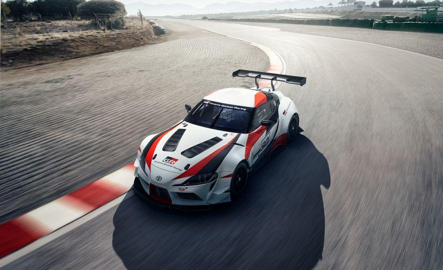 Toyota GR Supra Racing concept - Slide 1