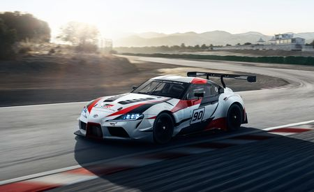 More on the Reborn Toyota Supra: A Manual Remains Possible, a V-8 Fits, and Much More