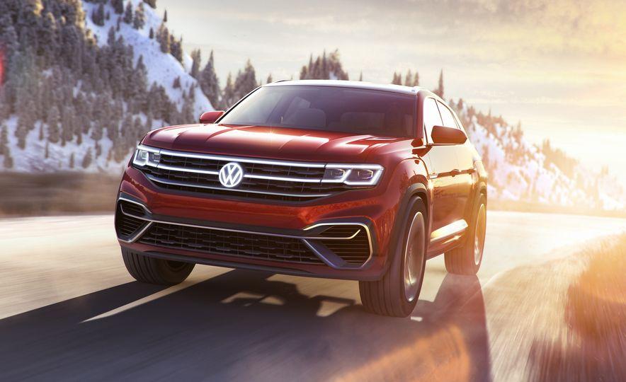 Volkswagen Atlas Cross Sport concept - Slide 19