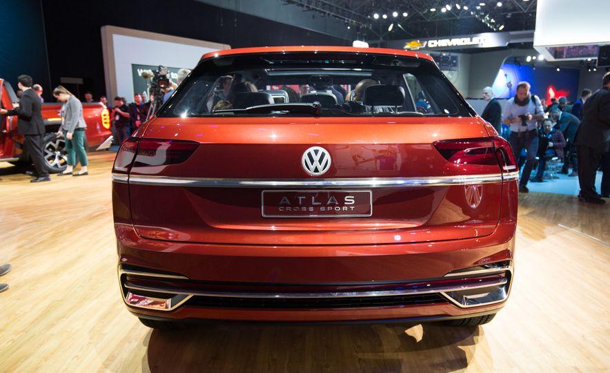 Volkswagen Atlas Cross Sport concept - Slide 7
