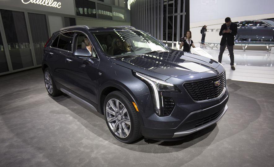 2019 Cadillac XT4 - Slide 3
