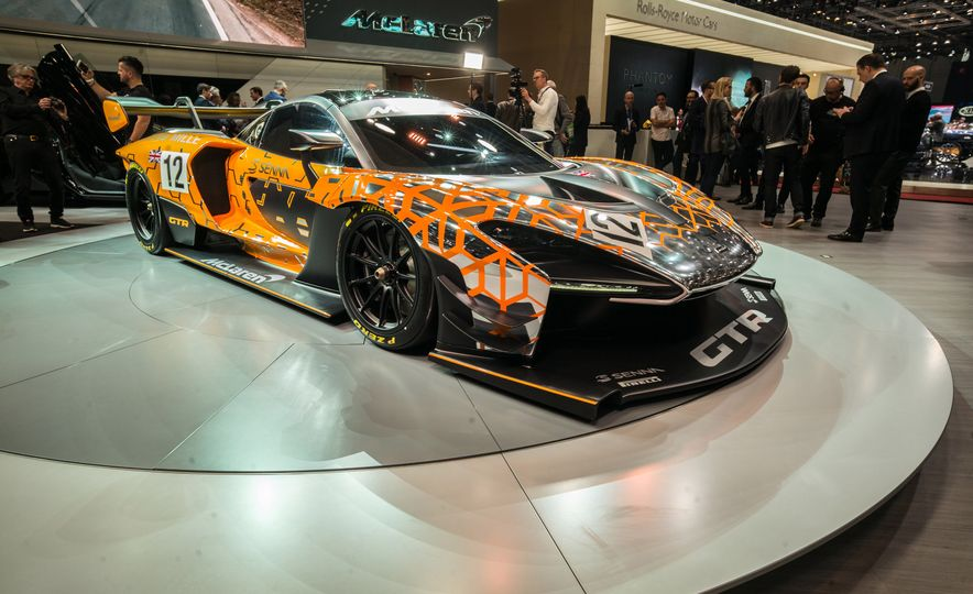 The Superest Supercars at the 2018 Geneva Auto Show - Slide 10