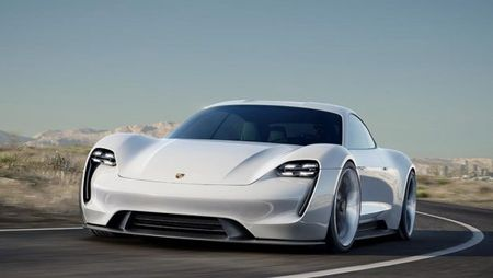Porsche Mission E Two-Door and Convertible Possible; RWD Likely