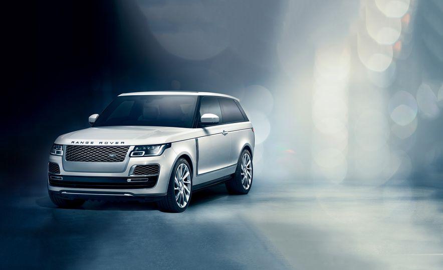 2019 Land Rover Range Rover SV Coupe - Slide 1