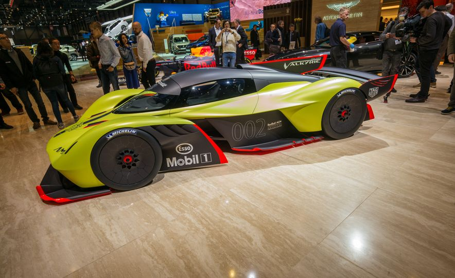 The Superest Supercars at the 2018 Geneva Auto Show - Slide 2