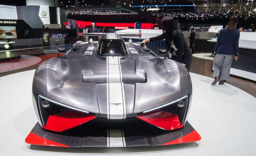 The Superest Supercars at the 2018 Geneva Auto Show - Slide 14