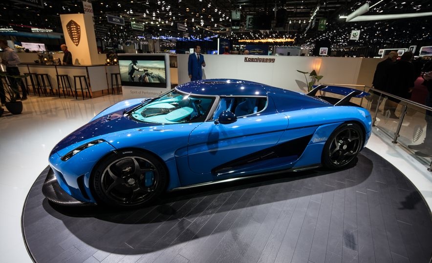 The Superest Supercars at the 2018 Geneva Auto Show - Slide 6
