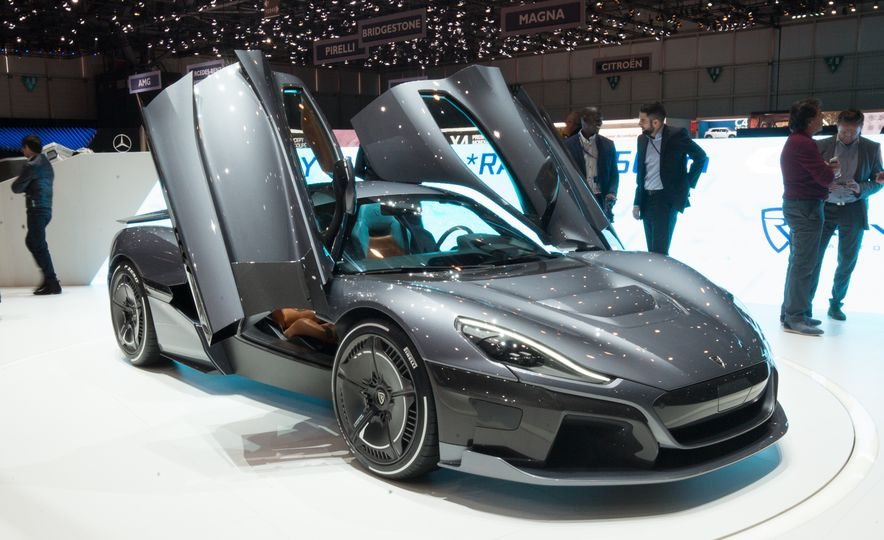 The Superest Supercars at the 2018 Geneva Auto Show - Slide 13