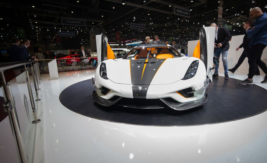 The Superest Supercars at the 2018 Geneva Auto Show - Slide 7