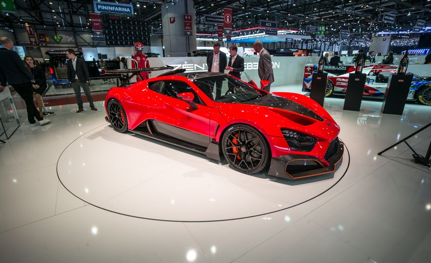 The Superest Supercars at the 2018 Geneva Auto Show - Slide 15