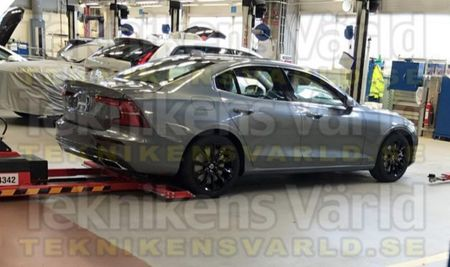 2019 Volvo S60: Here Are Our First Glimpses of the Redesigned Sedan