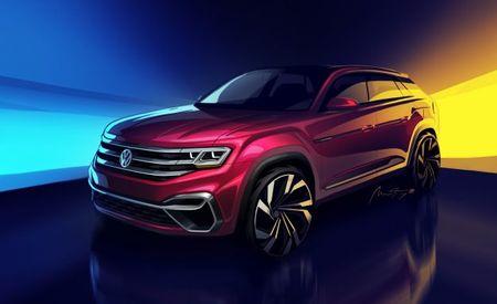 Smaller World: Volkswagen Announces Five-Passenger Atlas