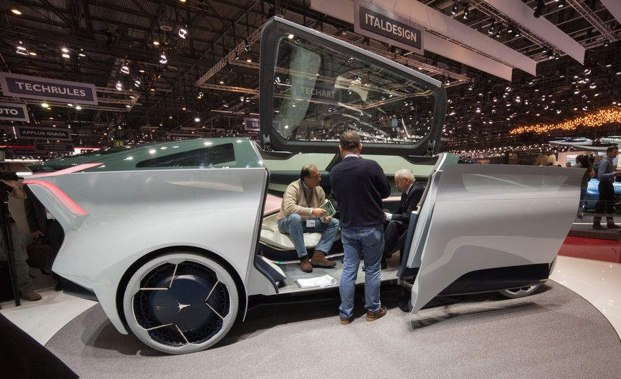 The Wildest, Weirdest Stuff from the 2018 Geneva Auto Show - Slide 7