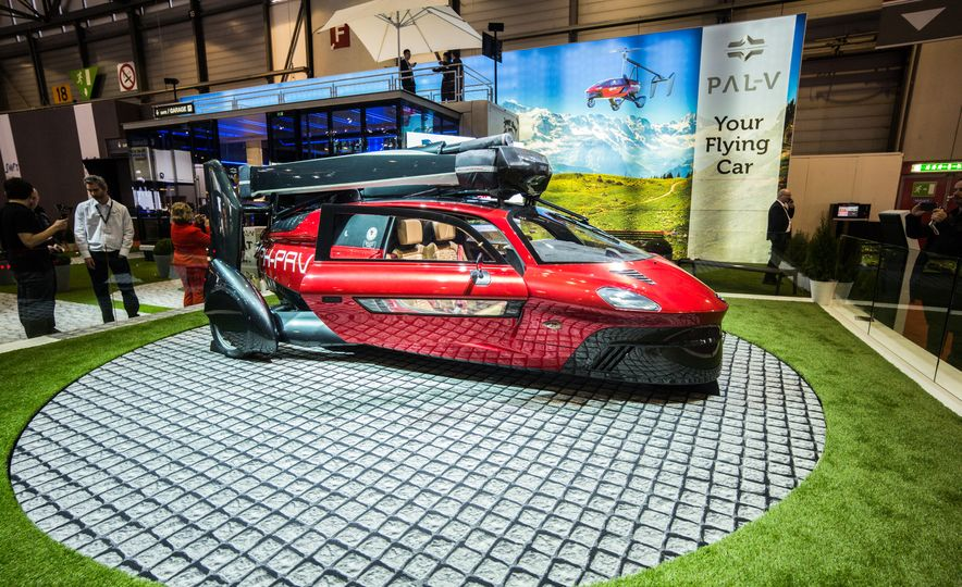 The Wildest, Weirdest Stuff from the 2018 Geneva Auto Show - Slide 13