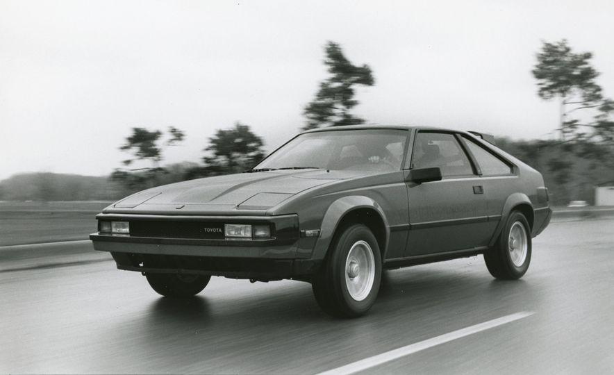 1983 Toyota Supra - Slide 1