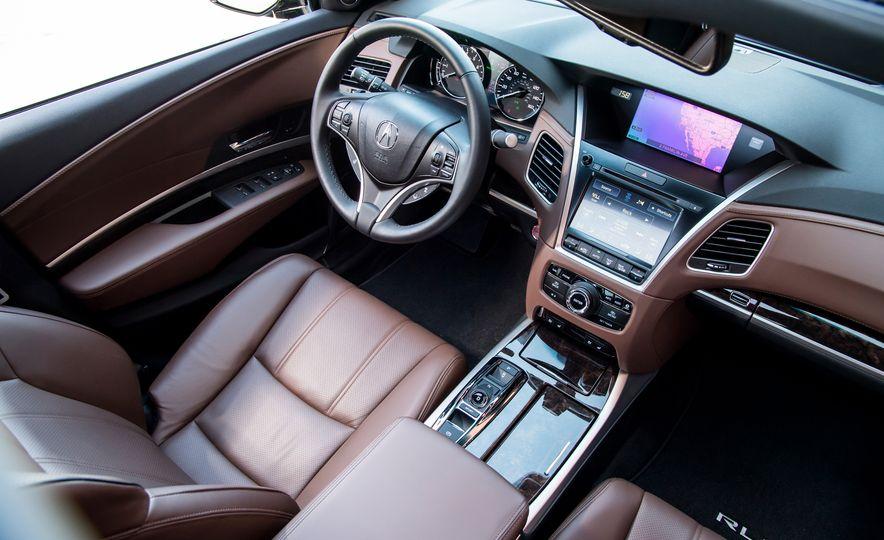 2018 Acura RLX Sport Hybrid SH-AWD - Slide 23