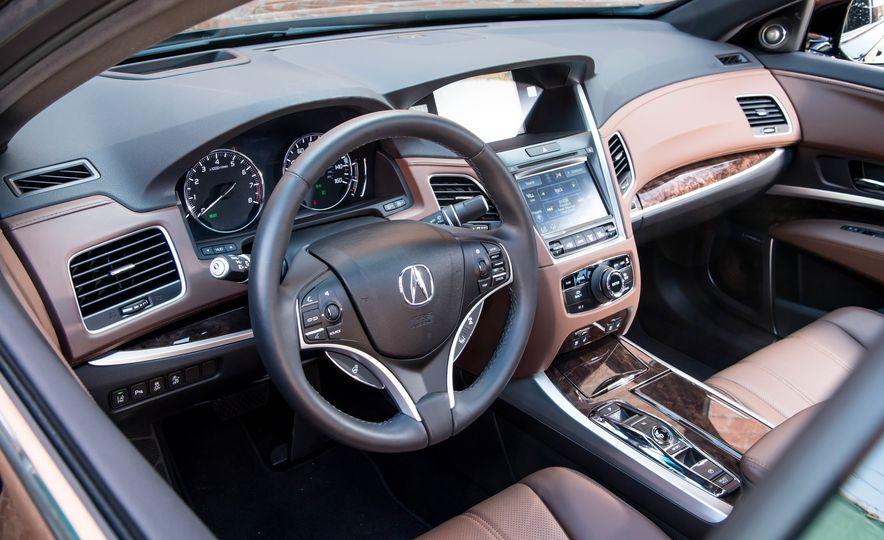 2018 Acura RLX Sport Hybrid SH-AWD - Slide 25
