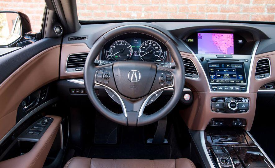 2018 Acura RLX Sport Hybrid SH-AWD - Slide 26