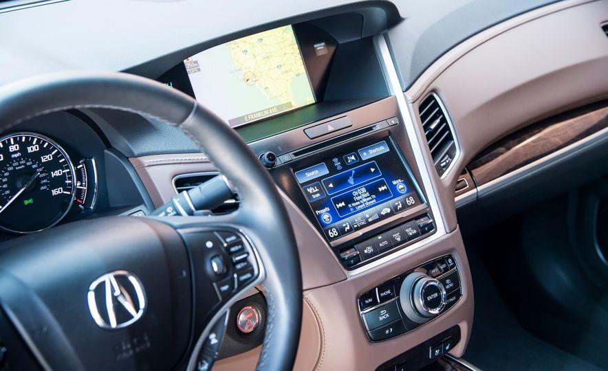 2018 Acura RLX Sport Hybrid SH-AWD - Slide 28