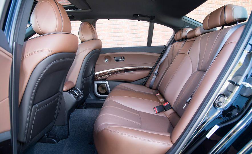 2018 Acura RLX Sport Hybrid SH-AWD - Slide 31