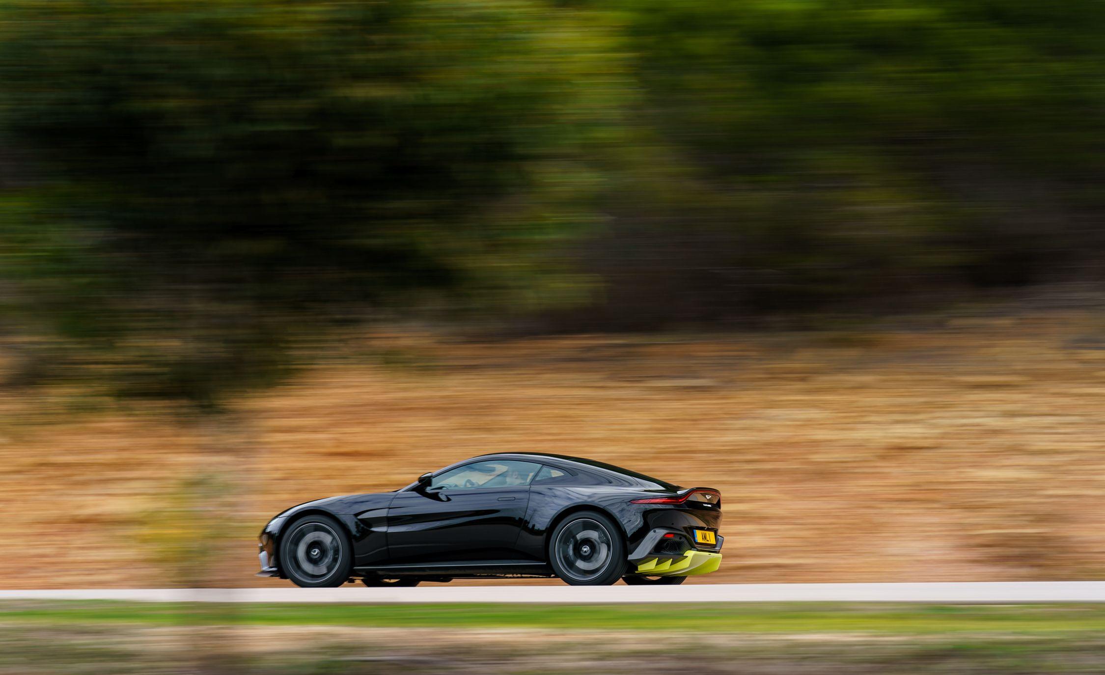2019 Aston Martin Vantage Reviews Aston Martin Vantage Price