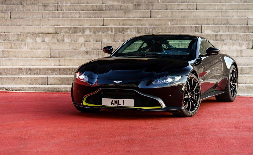 2019 Aston Martin Vantage - Slide 8