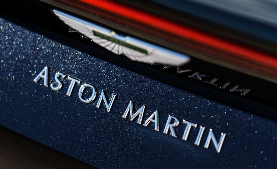2019 Aston Martin Vantage - Slide 20