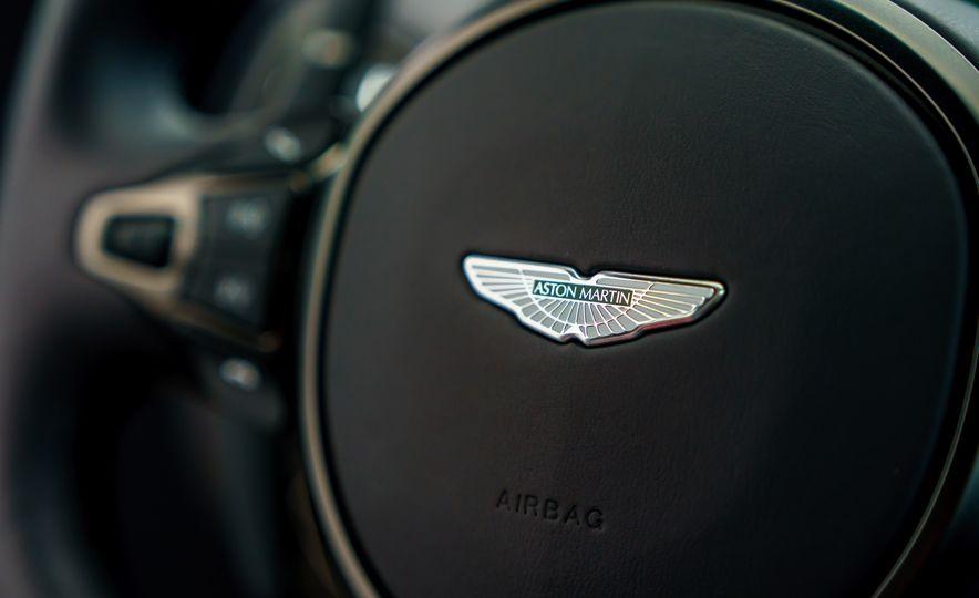 2019 Aston Martin Vantage - Slide 28