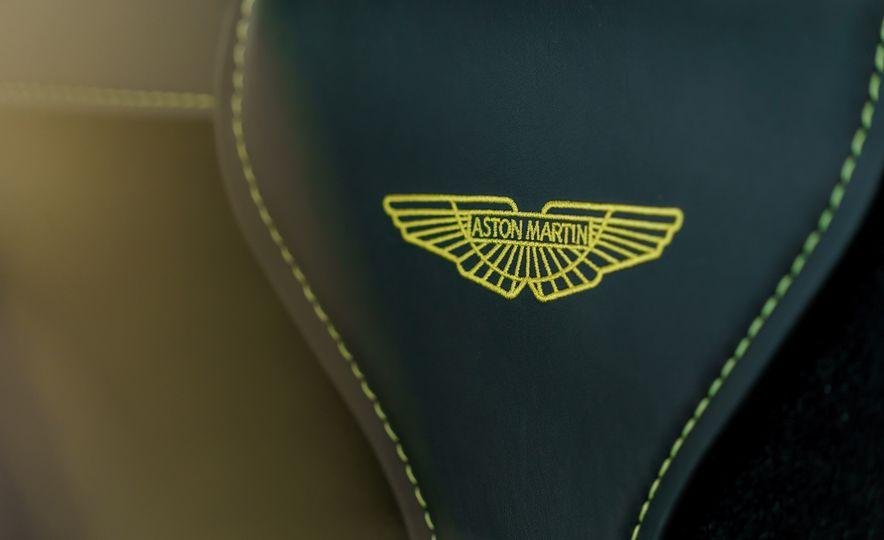 2019 Aston Martin Vantage - Slide 31