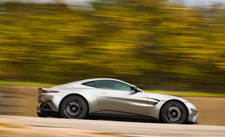 2019 Aston Martin Vantage - Slide 39