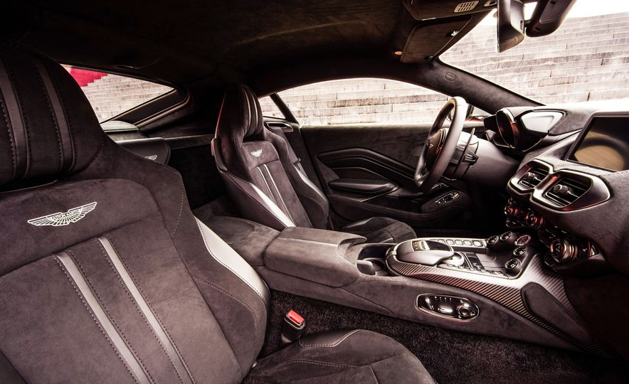 2019 Aston Martin Vantage - Slide 49