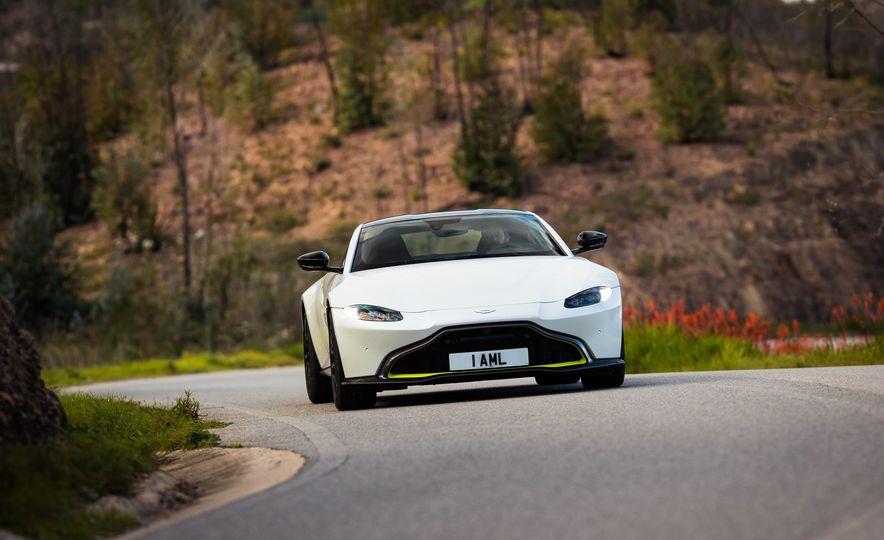2019 Aston Martin Vantage - Slide 60