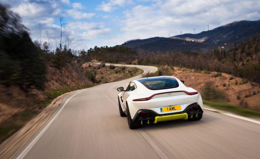 2019 Aston Martin Vantage - Slide 62