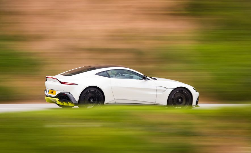 2019 Aston Martin Vantage - Slide 64