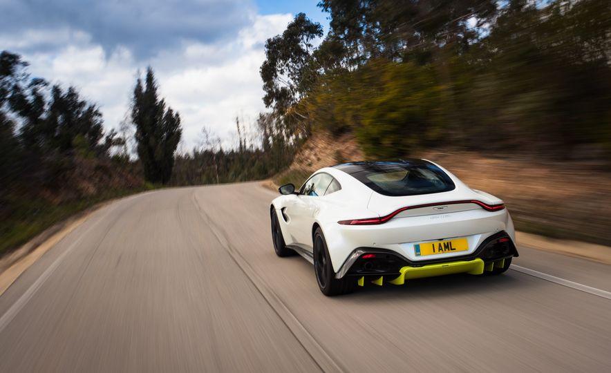 2019 Aston Martin Vantage - Slide 65