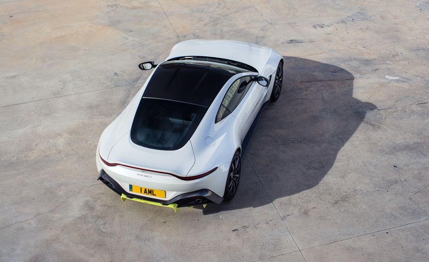 2019 Aston Martin Vantage - Slide 67