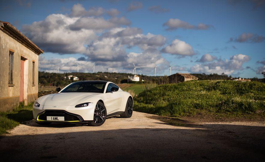 2019 Aston Martin Vantage - Slide 68
