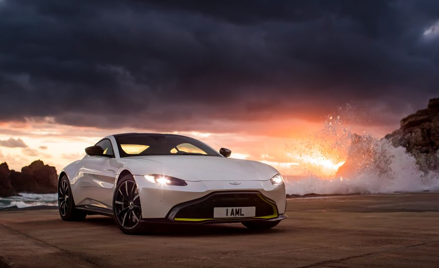 2019 Aston Martin Vantage - Slide 69