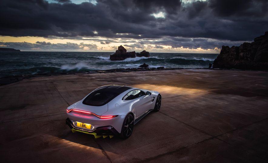 2019 Aston Martin Vantage - Slide 70