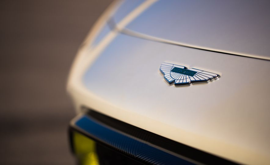 2019 Aston Martin Vantage - Slide 71