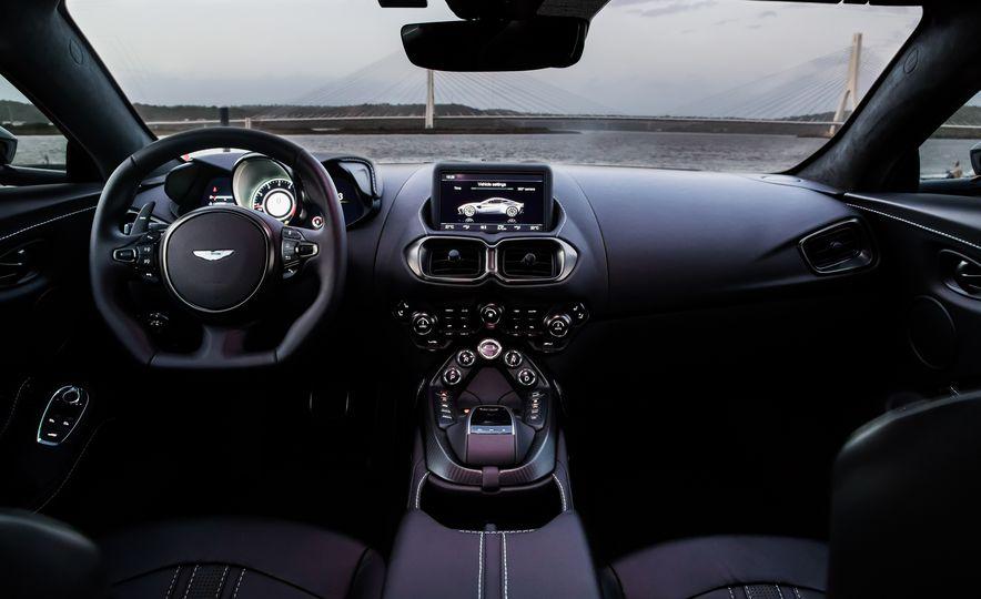 2019 Aston Martin Vantage - Slide 76