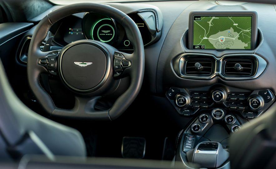 2019 Aston Martin Vantage - Slide 79