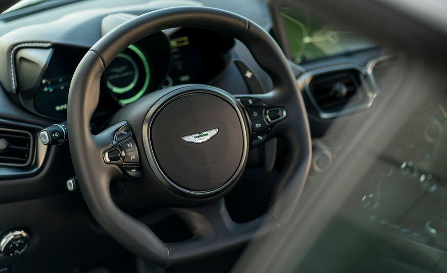 2019 Aston Martin Vantage - Slide 80